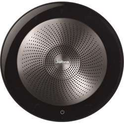 Jabra Speak 710 Ms Wireless Bluetooth Speaker For Softphones And Mobile Phones, Portable Speaker For Holding Meetings Anywhere With Immersive Sound