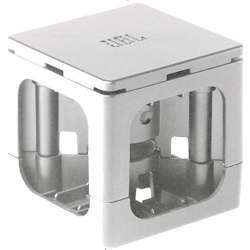JBL Pole Mount Bracket & Cable For Control Now Loudspeaker Systems - White