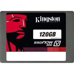 Kingston 120Gb Digital Ssdnow V300 Sata 3 2.5-Inch Solid State Drive With Out Adapter -