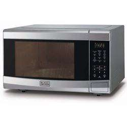 Black+Decker 42L Microwave Oven with Grill Silver - MZ42PGSS-B5