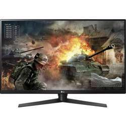 """LG 32Gk850G-B 32"""" Qhd Gaming Monitor With 144Hz Refresh Rate, Response Time 5Ms, And Nvidia G-Sync"""