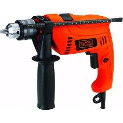 Black+Decker Drill Hammer,650W,13MM,HD650K-B5