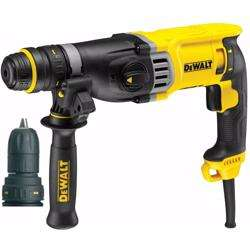 Dewalt 28mm, 900W, VSR, Compact Hammer (SDS-plus) with AVC