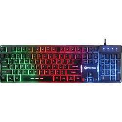 Meetion Backlit Gaming Keyboard, Win Lock Function With Led Indication, Gold Plating Usb Interfacе