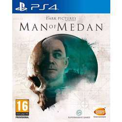 Namco The Dark Pictures Anthology Man Of Medan For Playstation 4 By Namco