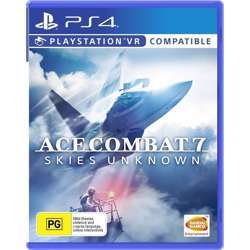 Namco Ace Combat 7 : Skies Unknown (Ps4) By Namco