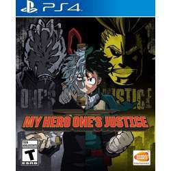 Namco My Hero Ones Justice Playstation 4 By Namco