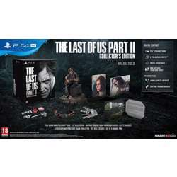 Naughty Dog The Last of Us Part 2 Collectors Editions - Playstation 4