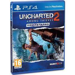 Naughty Dog Uncharted 2 Among Thieves Remastered (PS4) By Naughty Dog