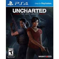 Naughty Dog Uncharted: The Lost Legacy - PlayStation 4