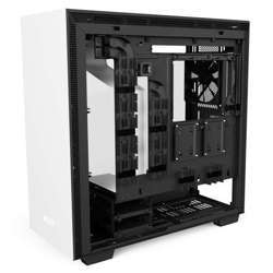 NZXT H700I Mid-Tower Computer Case (Matte White)