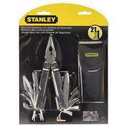 Stanley 94-807 21 Tools In 1, Silver