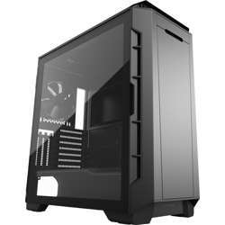 Phanteks Eclipse P600S Satin Black Color Steel / Tempered Glass Atx Mid Tower Computer Case