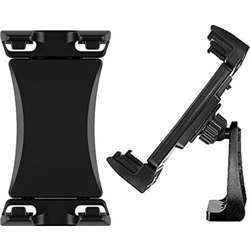 Promage Apple Ipad Tripod Mount Tablet Holder Stand For Smartphones With Stand - Black
